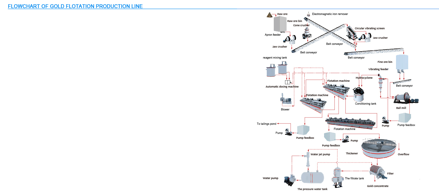 Gold flotation production line overview application features flowchart 3 eng nvjuhfo Image collections