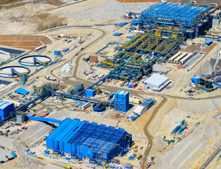 Beneficiation plant EPC