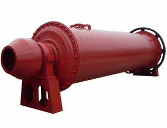 Dry type ball mill